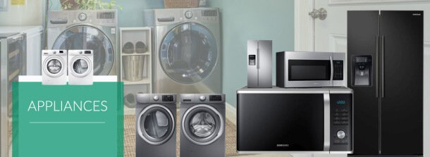 Progressive leasing appliances